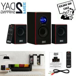 Surround Sound SystemComputerSpeakers PC Wireless TV Hom