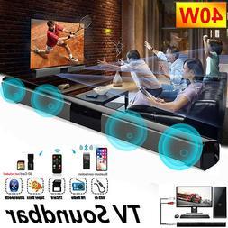 True surround sound system Bluetooth Sound Bar Home TV Speak