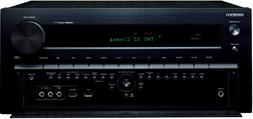 Onkyo TX-NR838 7.2 Channel Network A/V Receiver Plus A Pair