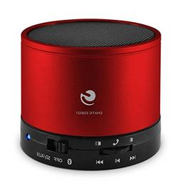 BargainPort universal red color portable bluetooth wireless