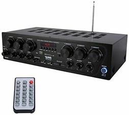 Upgraded 2018 Wireless Bluetooth Karaoke -  6 Channel 750 Wa