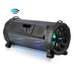 upgraded loud boombox
