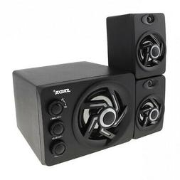 USB Wired Computer Speaker Stereo Subwoofer Home Audio Syste
