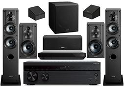 Sony 7.2-Channel Wireless Bluetooth 4K 3D HD Blu-ray A/V Sur