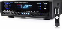 Wireless Bluetooth Power Amplifier System 300W 4 Channel Hom