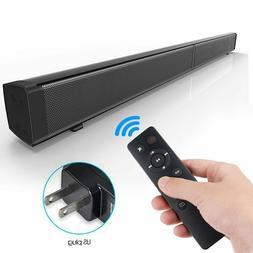 Wireless Bluetooth Sound Bar Speaker System TV Home Theater