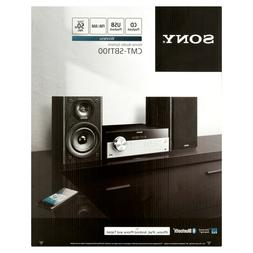 Sony Wireless Home Audio System