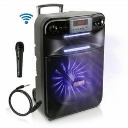 wireless portable pa system bluetooth