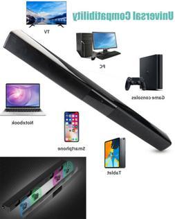 Wireless Sound Bar Speaker System TV Home Theater Soundbar S
