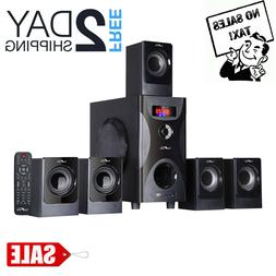 Wireless Surround Sound System Home Entertainment Theater Sp