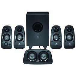 Logitech Z506 5.1 Speaker System - 75 W RMS 980-000430