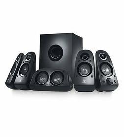Logitech Z506 Surround Sound Home Theater Speaker System, Ex